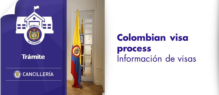 Consulado de colombia en abu dhabi informacin sobre el proceso de visas stopboris Image collections